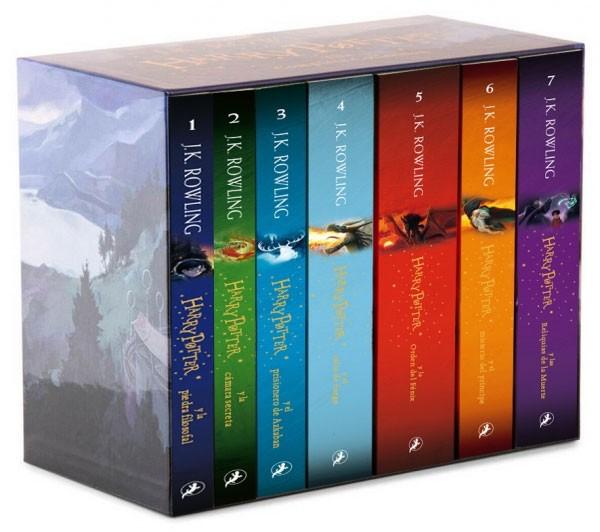 Harry Potter Pack · Serie...