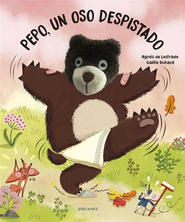 Pepo, un oso despistado