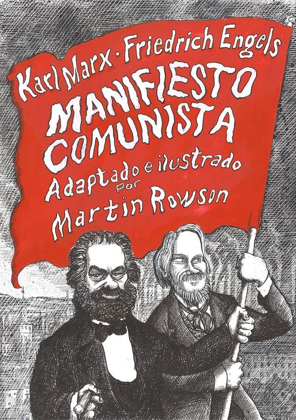 Manifiesto Comunista (Cómic)