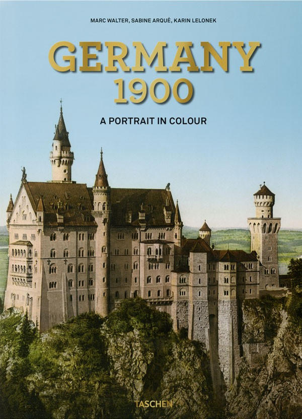 Germany 1900. A portrait in...