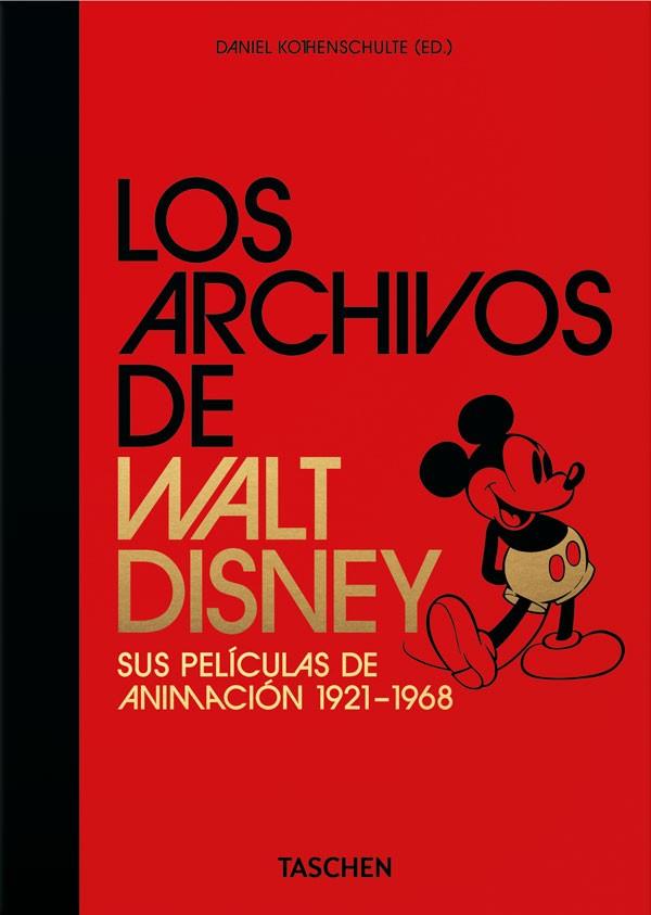 Los Archivos de Walt...