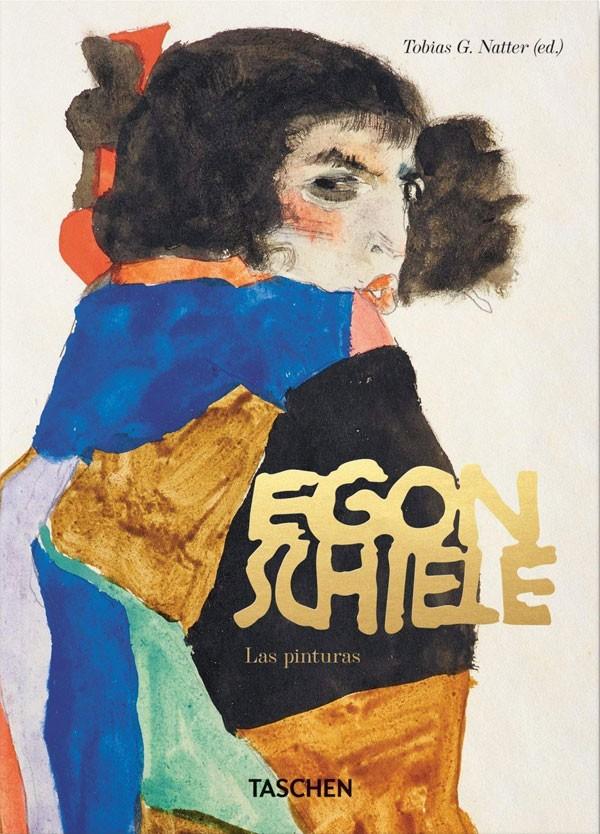 Schiele. Las pinturas