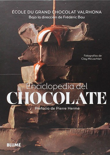 Enciclopedia Del Chocolate