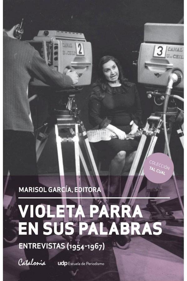 Violeta Parra en sus...