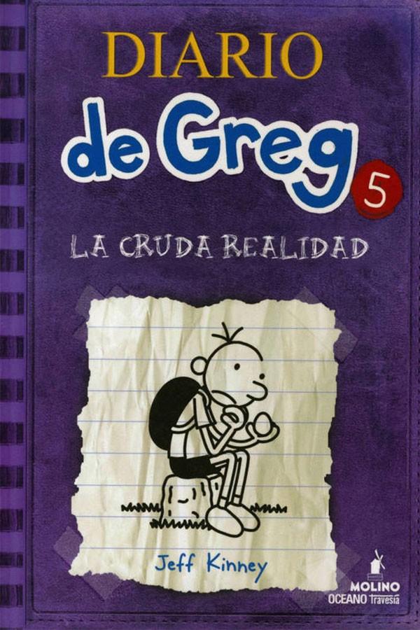 Diario de Greg 5. La cruda...