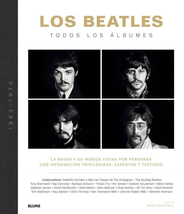 Los Beatles.  Todos sus...