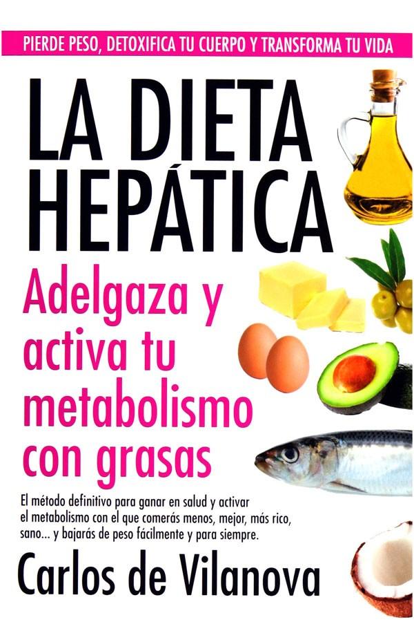 La dieta hepatica