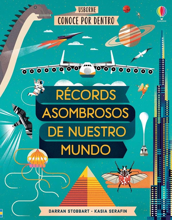 Conoce por dentro - Records...