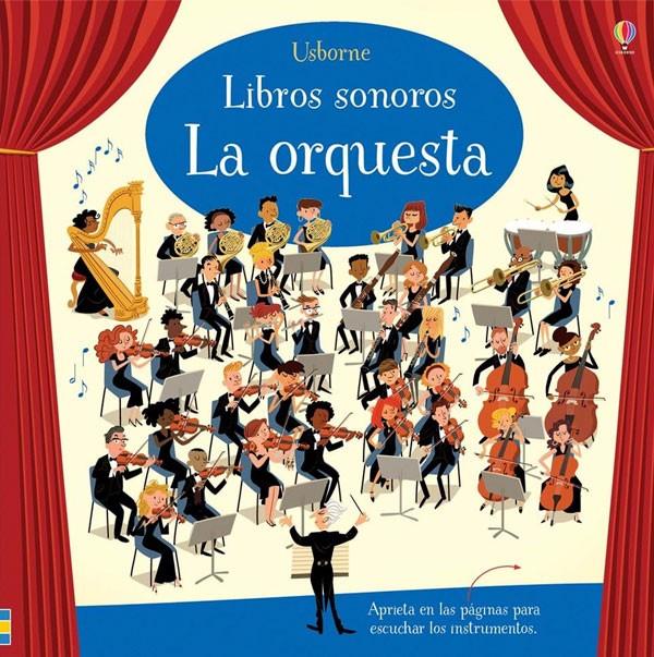 Libros sonoros - La orquesta
