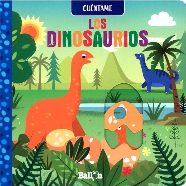 Cuéntame - Los dinosaurios