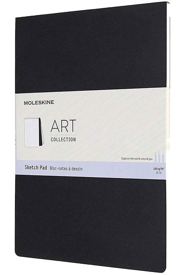 Bloc de dibujo / A4 / Negro