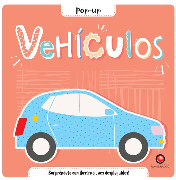 Pop-up. Vehículos