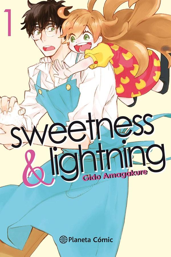 Sweetness & lightning 1