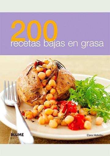 200 Recetas Bajas En Grasa