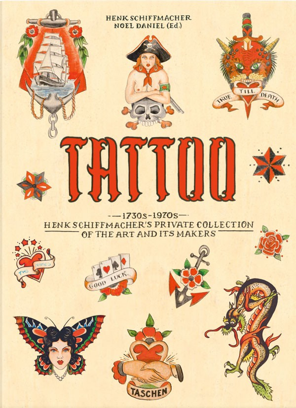 Tattoo. 1730s -1970s. Henk...