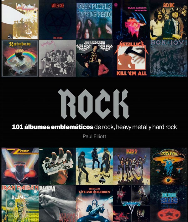 Rock. 101 álbumes...