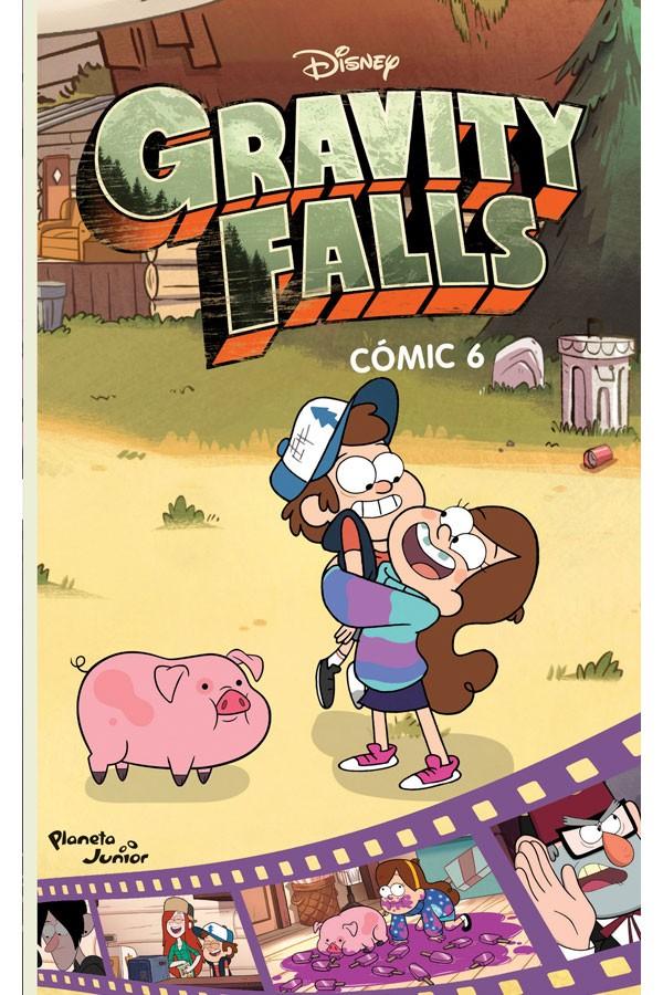 Gravity falls. Comic 6