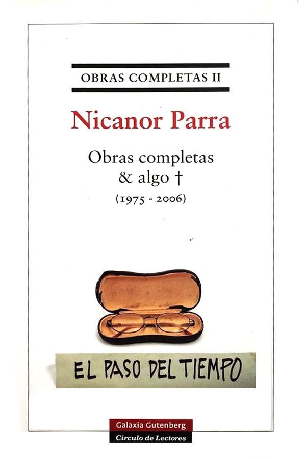 Obras completas II. Nicanor...