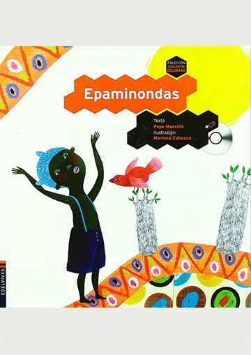 Epaminondas  (incluye CD)