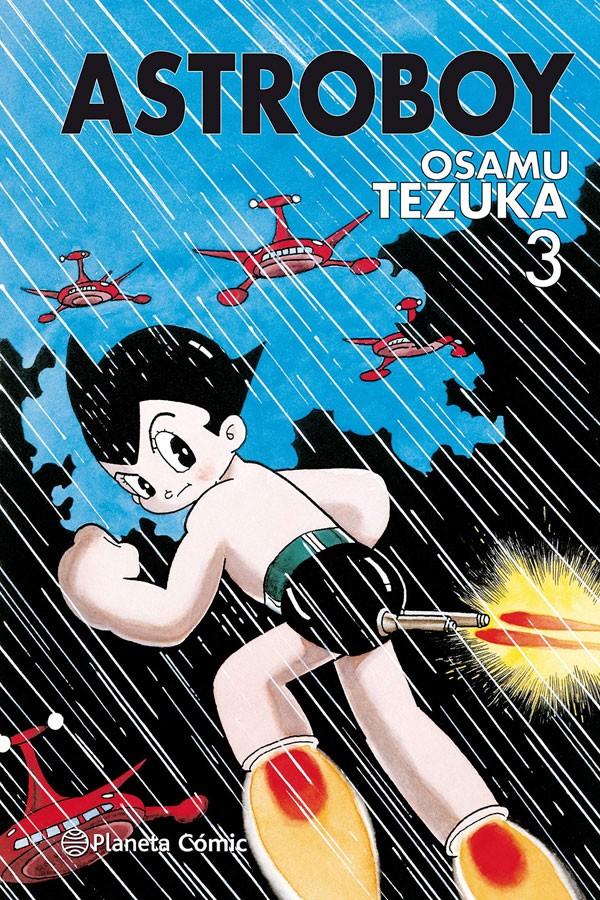 Astroboy Nº 3
