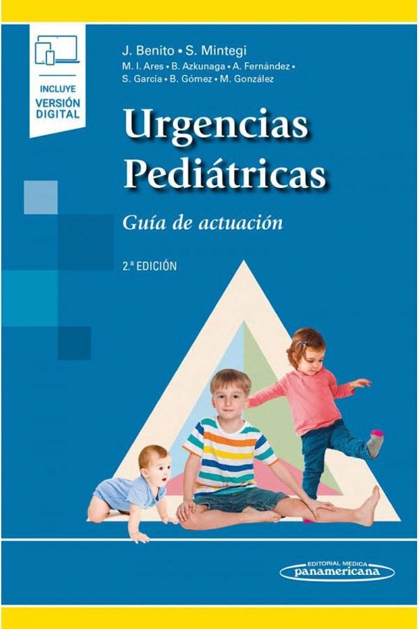 Urgencias pediatricas. Guia...