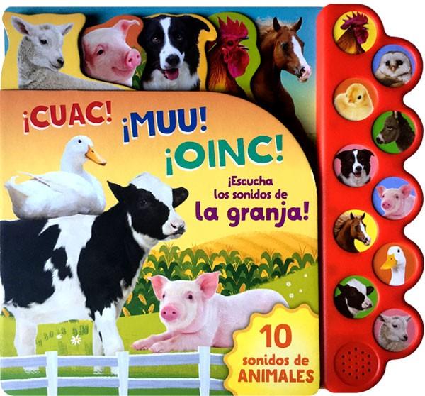 10 Sonidos de la granja...