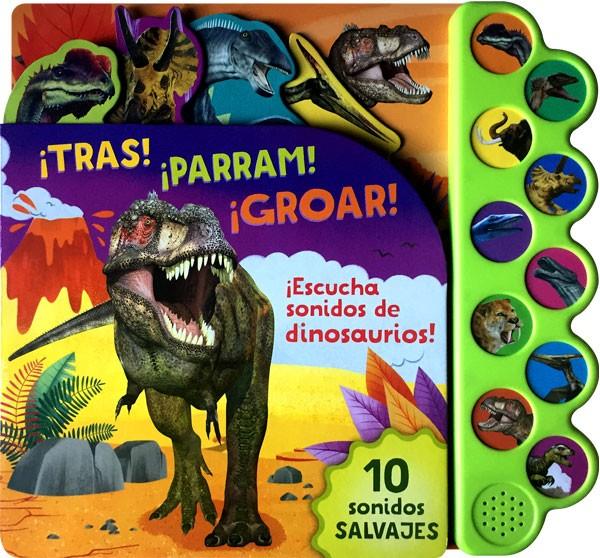 10 Sonidos de dinosaurios...
