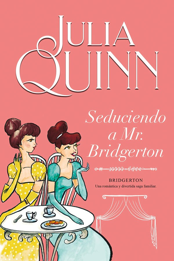 Seduciendo a Mr. Bridgerton...