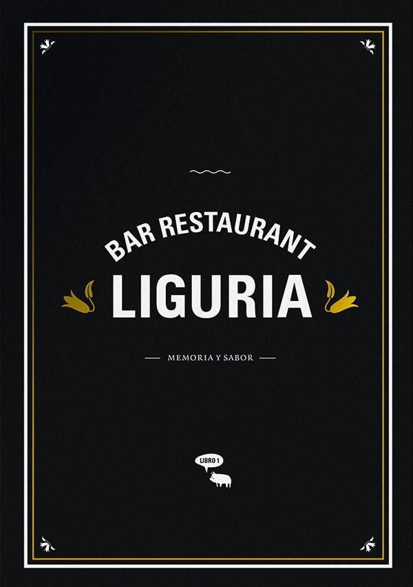 Bar restaurant Liguria