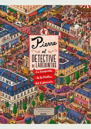 Pierre. El detective de...