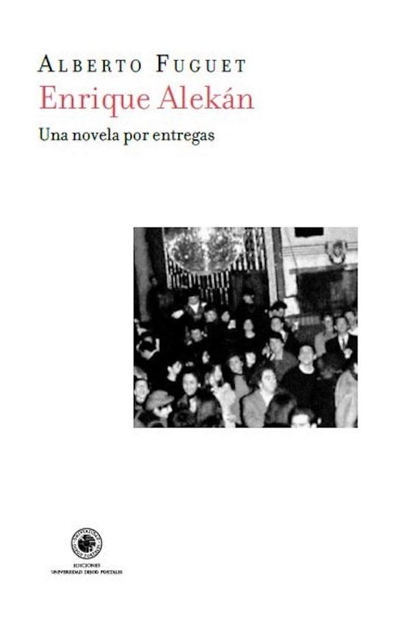 Enrique Alekán, una novela...