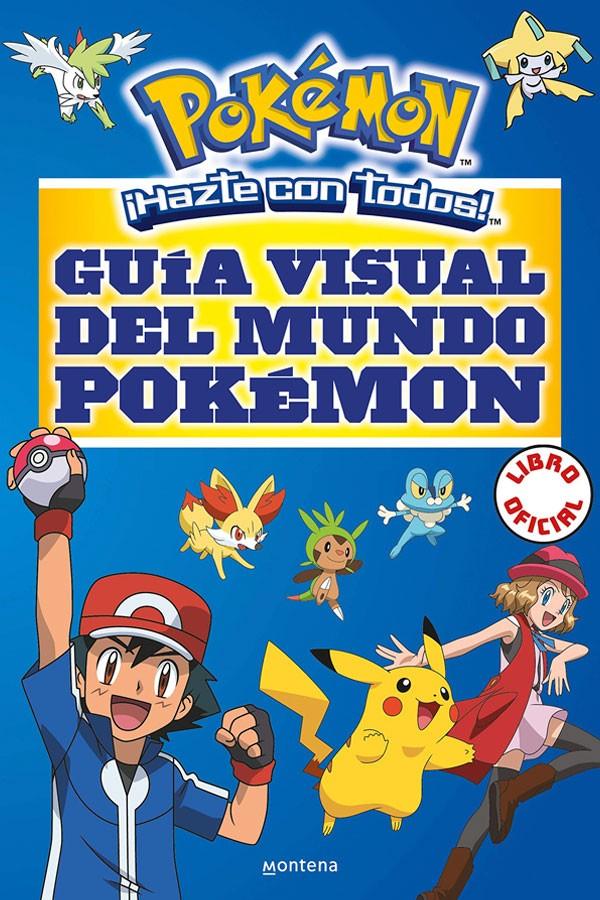 Guía visual del mundo Pokémon