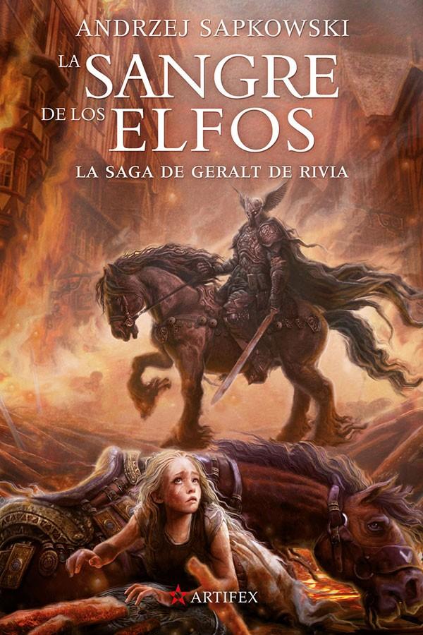 Sangre de los Elfos · Saga...