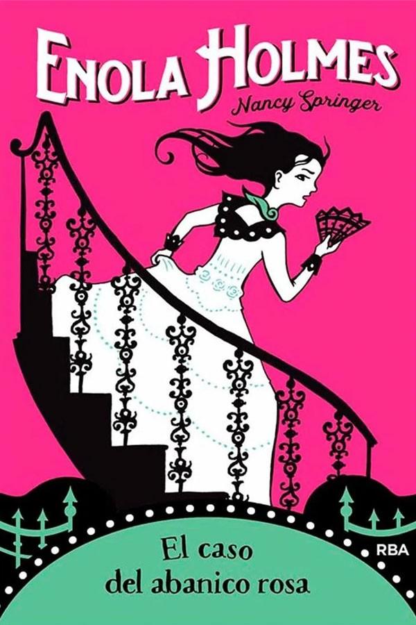 El caso del abanico rosa ·...