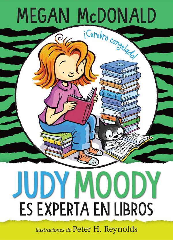 Judy Moody es experta en...