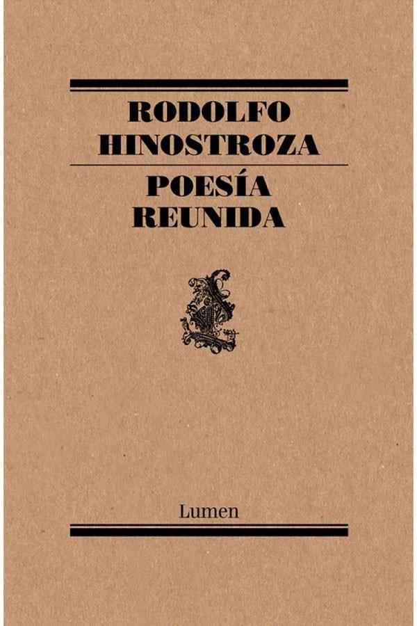 Poesía reunida · Rodolfo...