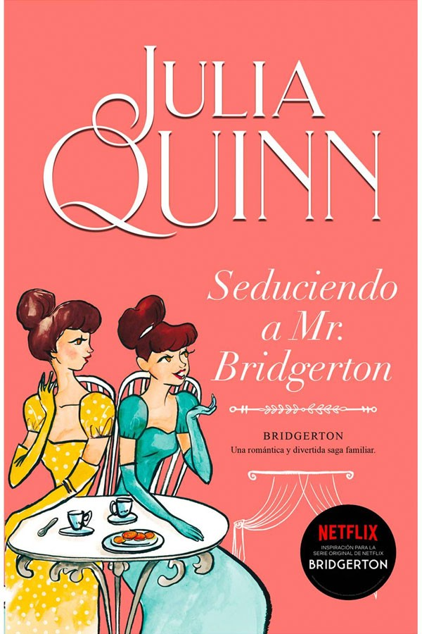 Seduciendio a Mr. Bridgerton