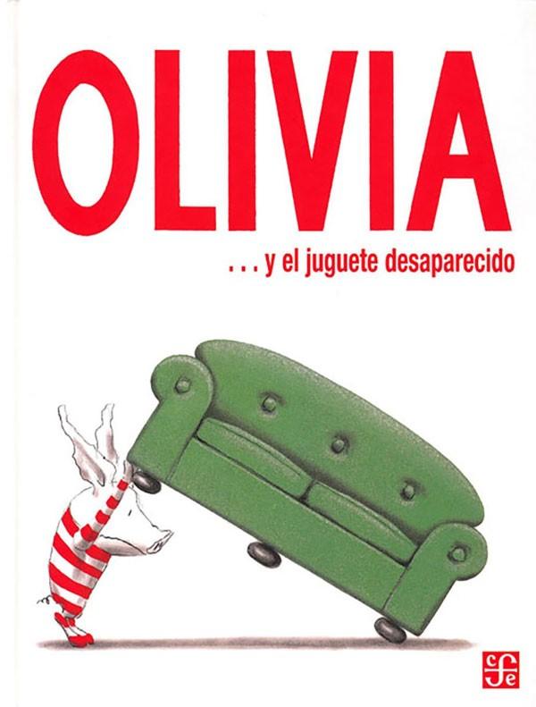 Olivia... Y el juguete...