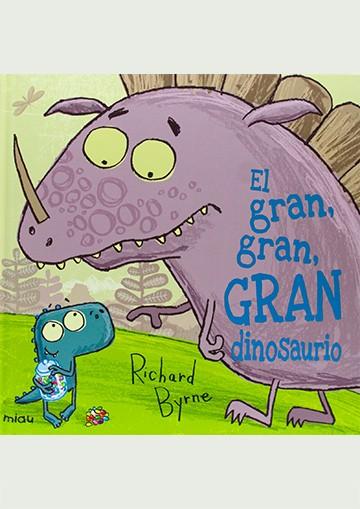 El gran, gran, gran dinosaurio