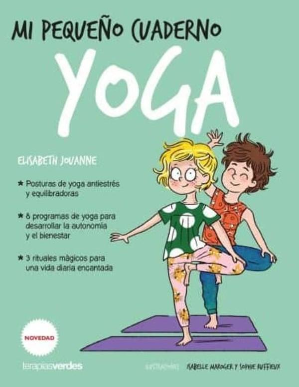 Mi pequeño cuaderno de yoga