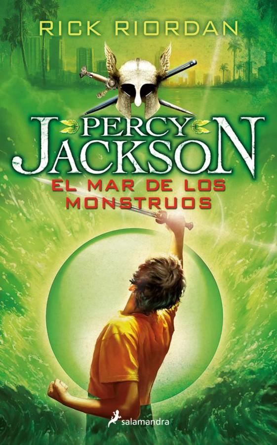Percy Jackson - El mar de...