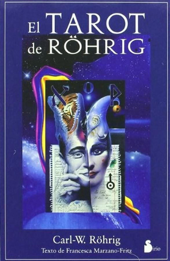 El tarot de Rohrig [pack]