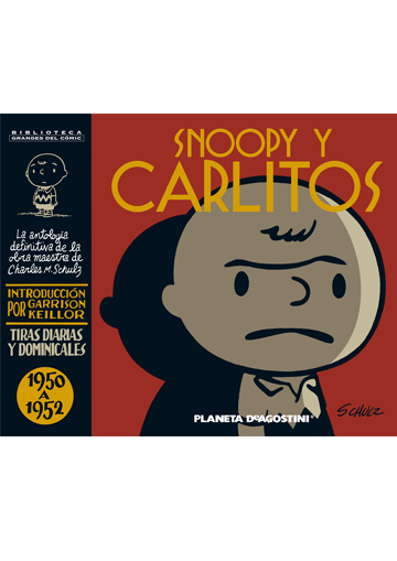 Snoopy Y Carlitos 1950-1952...