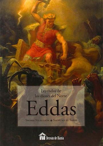 Eddas. Leyendas de los...