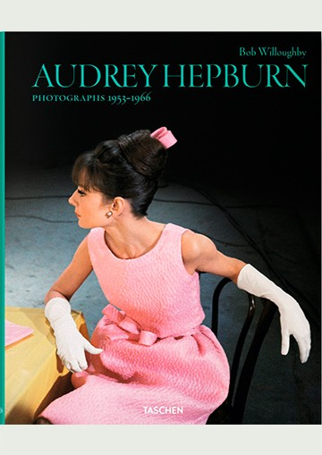 Audrey Hepburn....
