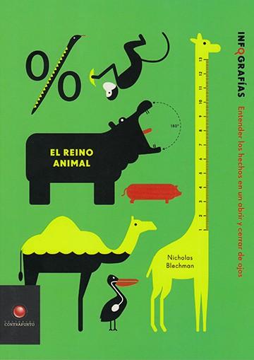 El reino animal - Infografías