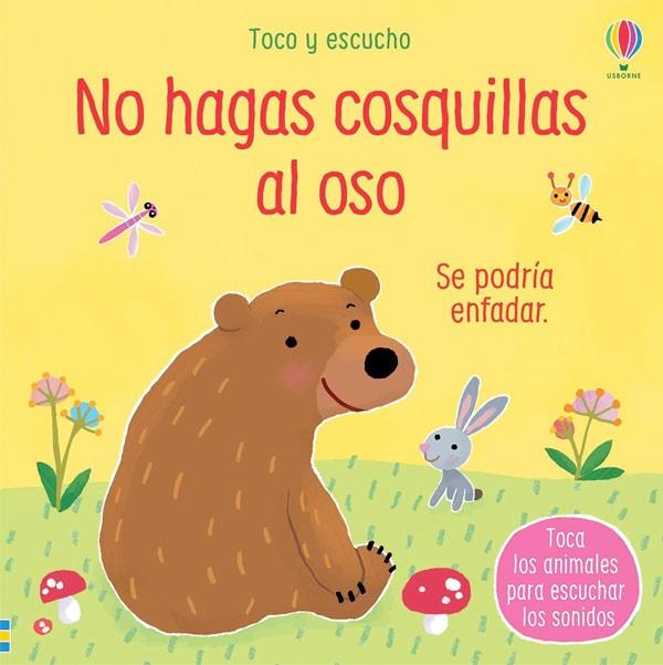 No hagas cosquillas al oso