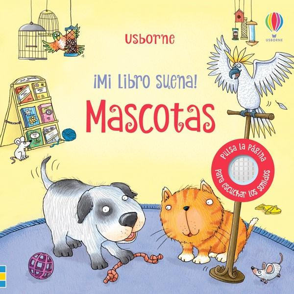 Mascotas - Mi libro suena