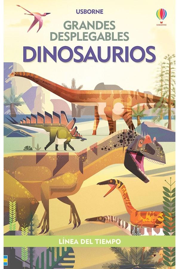 Dinosaurios - Línea del tiempo