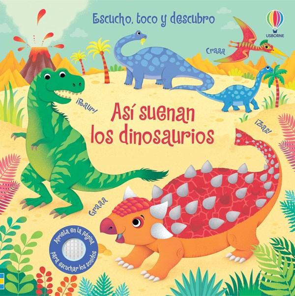 Así suenan los dinosaurios
